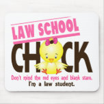 Law School Chick 2 Mouse Pads