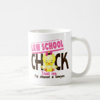 Law School Chick 3 Classic White Coffee Mug
