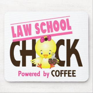 Law School Chick 4 Mousepad