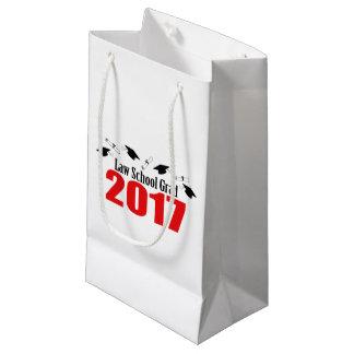 Law School Grad 2017 Graduation Gift Bag (Red)