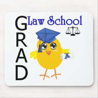 Law School Grad Mouse Mats