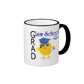 Law School Grad Ringer Coffee Mug