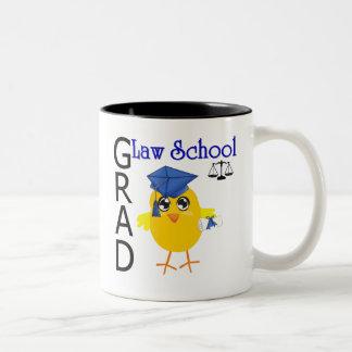 Law School Grad Two-Tone Coffee Mug
