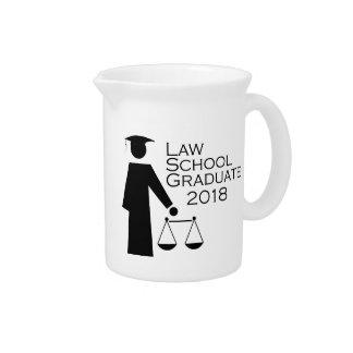 Law School Graduate 2018 Pitcher