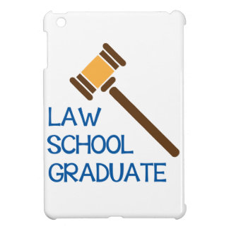 Law School Graduate iPad Mini Cover