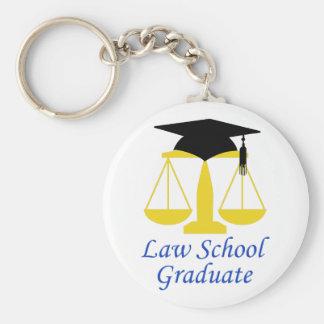 Law School Graduate Keychains