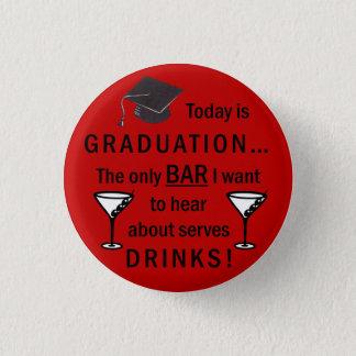 Law School Graduation Bar Exam Funny Lawyer Button