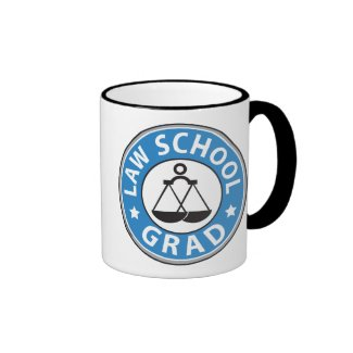 Law School Graduation Coffee Mug