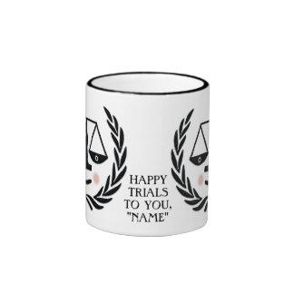law school graduation gifts ringer coffee mug