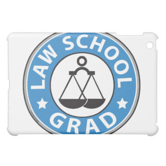 Law School Graduation iPad Mini Case