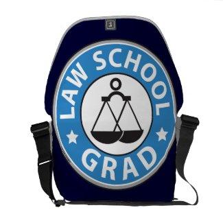 Law School Graduation Messenger Bags