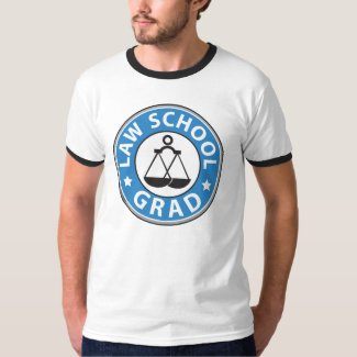 Law School Graduation T-Shirt