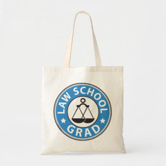 Law School Graduation Tote Bag
