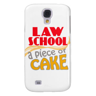 Law School - Piece of Cake Galaxy S4 Cover