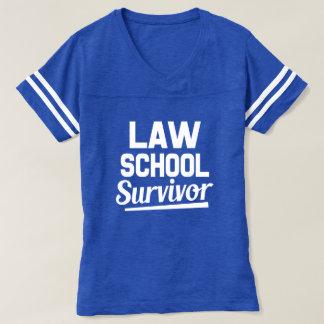 Law school survivor funny shirt