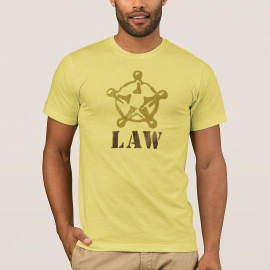 LAW Stencil T-Shirt