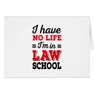 LAW STUDENT CARD