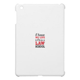 LAW STUDENT CASE FOR THE iPad MINI