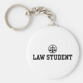 Law Student Key Chain