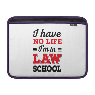 LAW STUDENT SLEEVE FOR MacBook AIR