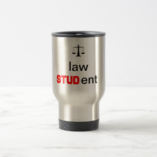 Law STUDent Travel Mug