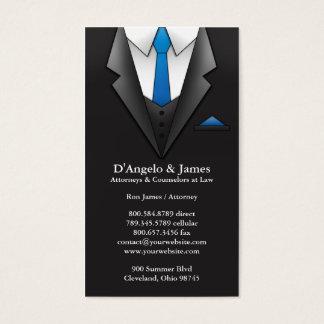 Law Suit Business Card