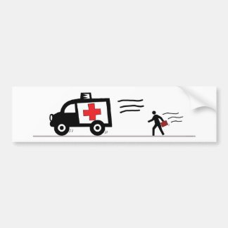 Lawer - Abulance chaser Bumper Stickers