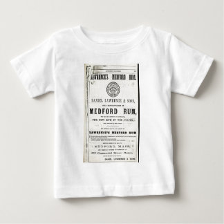 Lawerence's Medford Rum Baby T-Shirt
