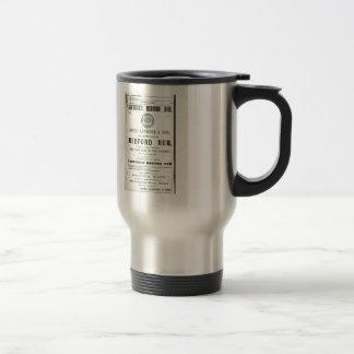 Lawerence's Medford Rum Travel Mug