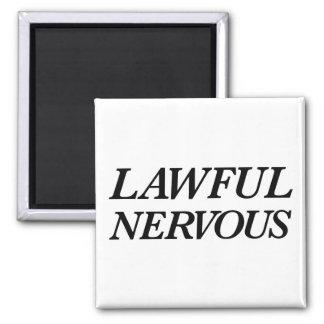 Lawful Nervous Quest Quest alignment Magnet