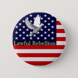 Lawful Rebellion Pinback Button