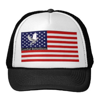 Lawful Rebellion Trucker Hat