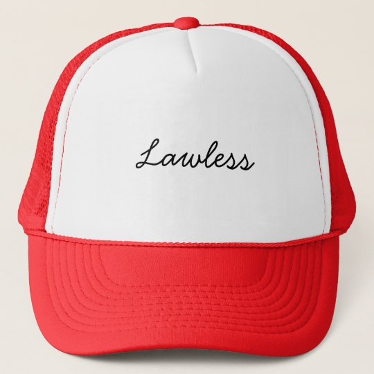 Lawless Trucker Hat