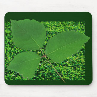 Lawn and Leaf Mousepad