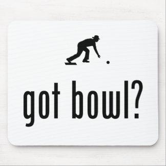 Lawn Bowl Mouse Pad