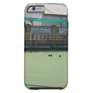 Lawn_Bowling_Game, _Tough_iPhone_6_Case. Funda De iPhone 6 Tough