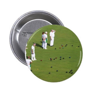 Lawn Bowls England Button