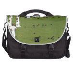 Lawn Bowls England Computer Bag