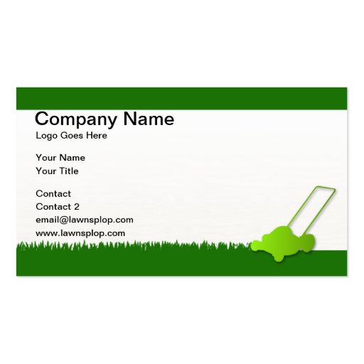 %name Top Result 51 Beautiful Lawn Care Business Cards Photography 2018 Ldkt