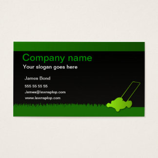 Lawn Care Business Office Products Supplies Zazzle - Lawn care business card templates
