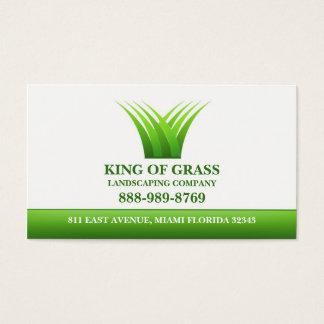 Grass Care Business Cards Templates Zazzle