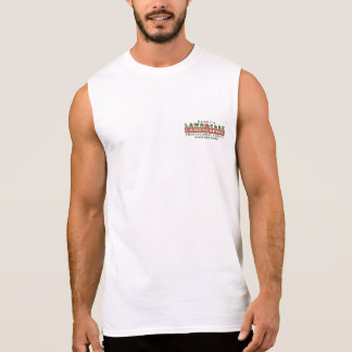 Lawn Care & Landscaping Business White Shirt
