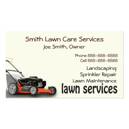 Lawn Care Business Plan Template Free How To Make A Million - Lawn care business plan template free