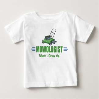 Lawn Care Mowing Grass Lawns Landscaping Yards Baby T-Shirt