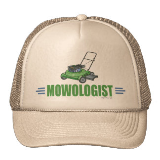 Lawn Care Mowing Grass Lawns Landscaping Yards Trucker Hat