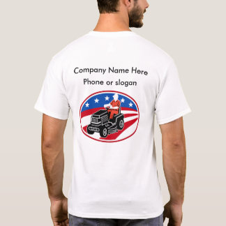 Lawn Care Service T-Shirt