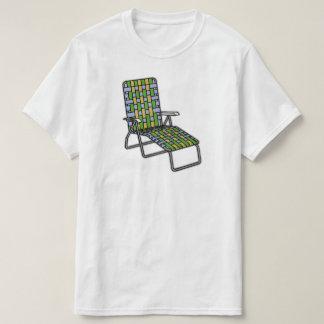 Lawn Chair Chaise Lounge T-Shirt