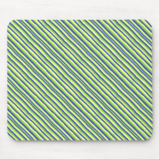 Lawn Chair Stripes Mouse Pad