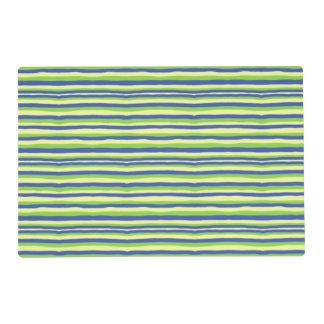 Lawn Chair Stripes Placemat
