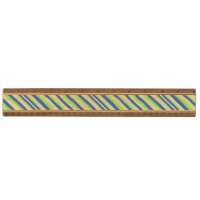 Lawn Chair Stripes Ruler